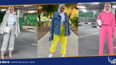 Photo of إطلالات للمحجبات من عايشة العقيل
