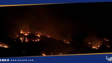 Photo of سلسلة حرائق جديدة في مناطق مختلفة بلبنان