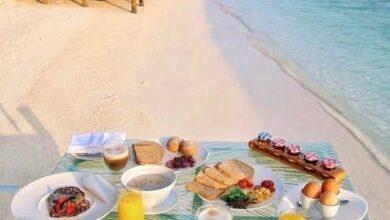 Photo of سفرة إفطار جميلة
