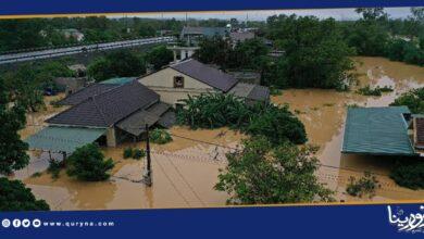 Photo of فيتنام : تدمير أكثر من 1.2 مليون منزل بسبب الفيضانات