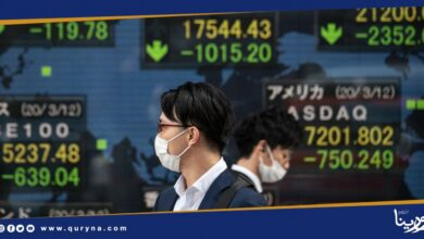 Photo of تراجع الأسهم اليابانية بفعل مخاوف كورونا