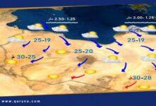 Photo of الأرصاد : تكاثر السحب على مناطق الشمال مع احتمالية سقوط أمطار