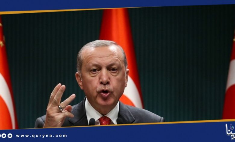 Photo of أردوغان يهدد أوروبا باللاجئين