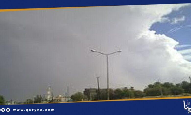 Photo of الأرصاد : احتمالية هطول أمطار على بنغازي
