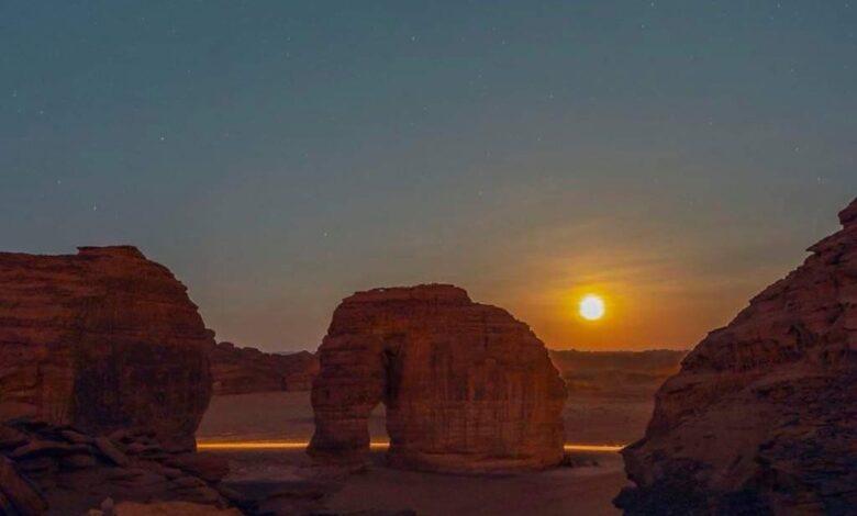 Photo of صور غروب _ صحراءنا الجميلة