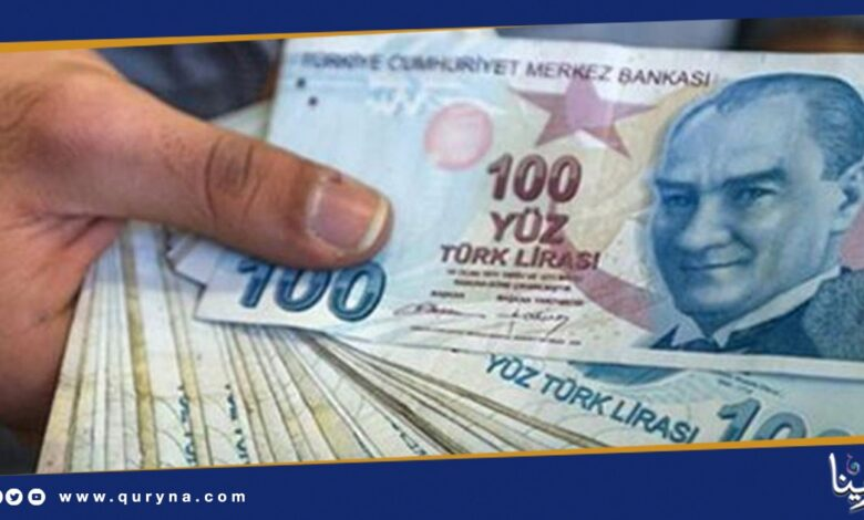 Photo of تراجع الليرة التركية لمستوي قياسي