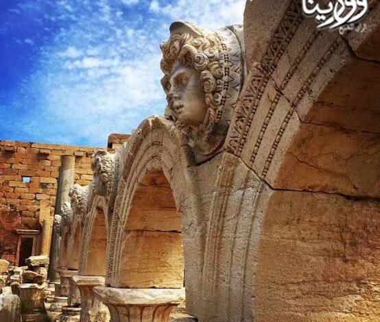 Photo of صور _ أثار ليبيا