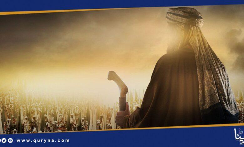 Photo of قصة عمر بن الخطاب والرجل الغريب