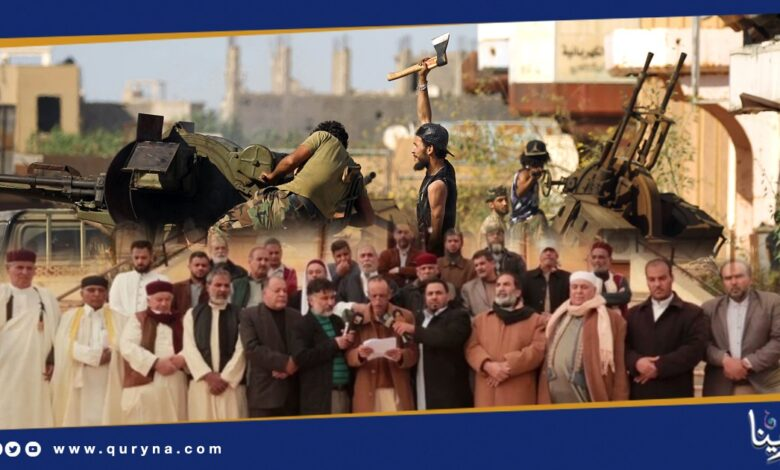 Photo of قبيلة البراغثة ترفض الزج بأبنائها في حروب سياسية