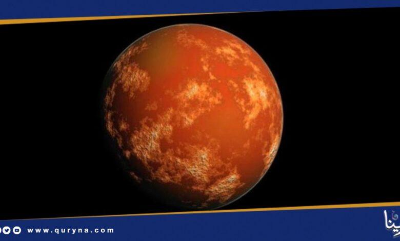 Photo of المريخ أكثر إشراقا بعد غد في السماء