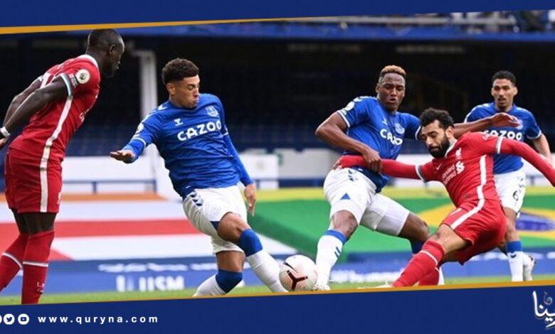 Photo of ليفربول يتعادل مع إيفرتون