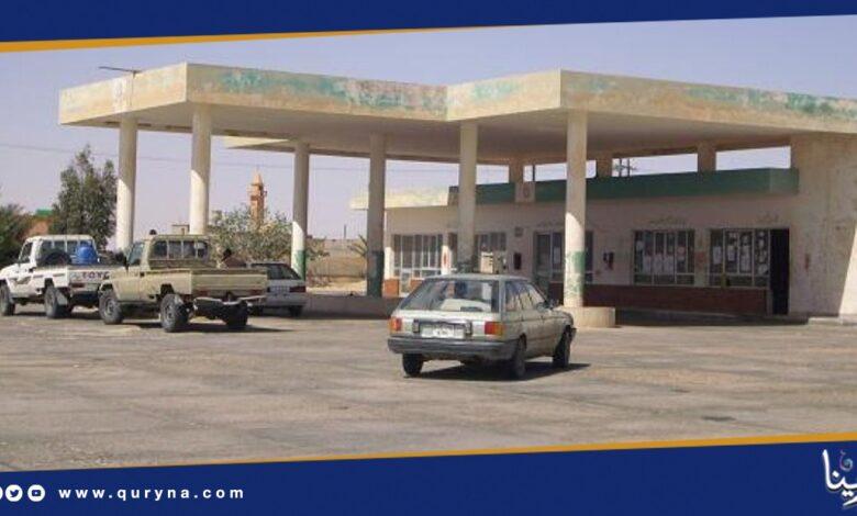 Photo of مساع لتوفير المحروقات لمدن الجنوب الليبي