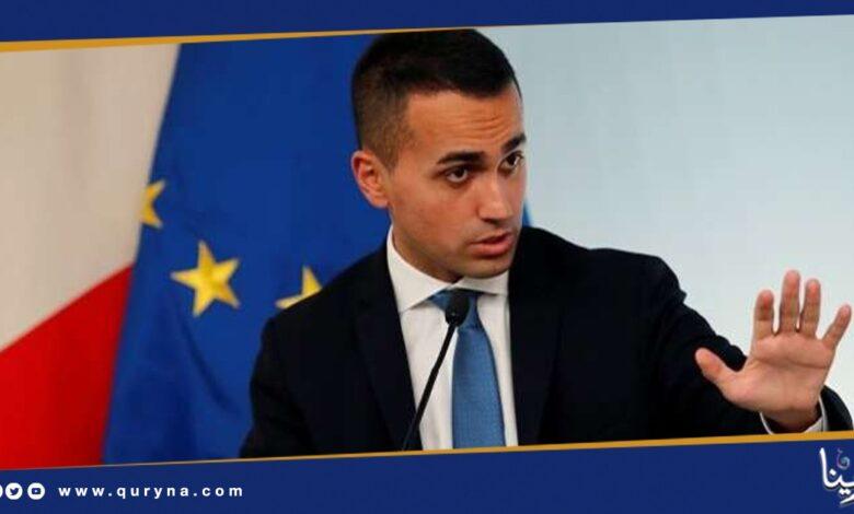 Photo of إيطاليا تطالب باستئناف المحادثات بين الأطراف الليبية