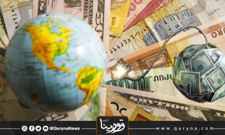 Photo of الأرض المحروقة.. كورونا يكبّل الاقتصاديات العالمية 70 تريليون دولار زيادة في الديون و13% توسع في الدين الأمريكي