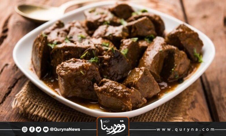 Photo of كبدة الدجاج اللبنانية