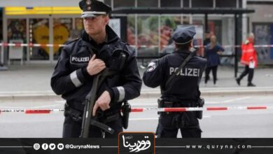 Photo of الشرطة الألمانية تعلن إصابة 5 أشخاص في حادث طعن