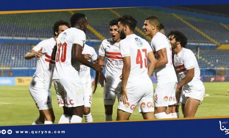 Photo of الزمالك المصري يفوز بثلاثية على الرجاء المغربي