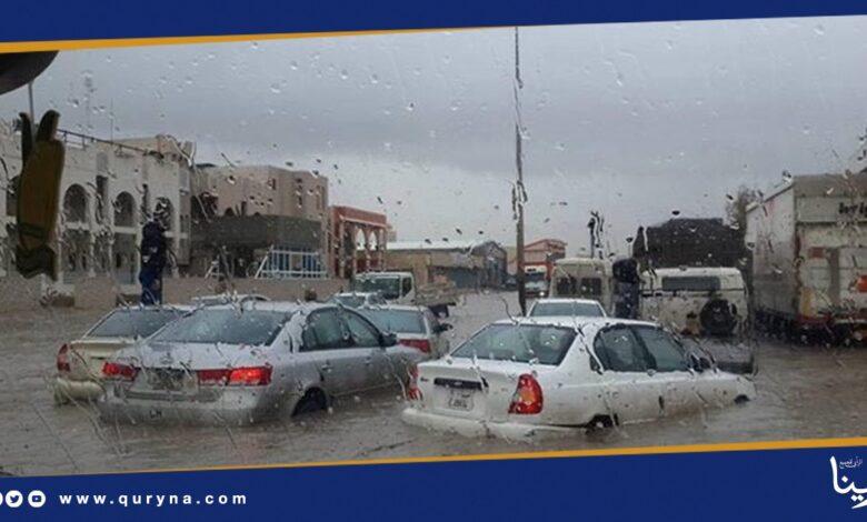 Photo of الأرصاد تحذر من سقوط الأمطار بالبلاد