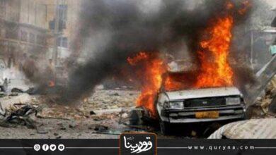 Photo of انفجار سيارة مفخخة في مدينة الباب السورية
