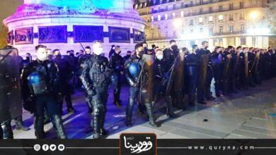 "Photo of الشرطة الفرنسية تفكك مخيم للاجئين بطريقة همجية.. ووزير الداخلية: الأسلوب ""صادم"""