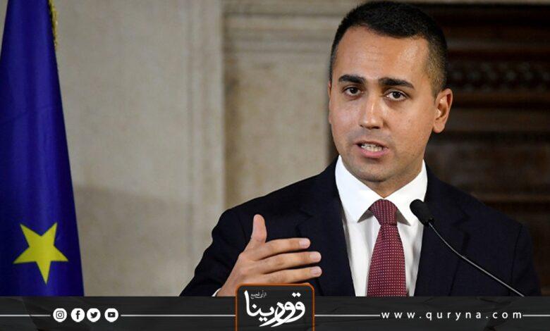 Photo of إيطاليا تجدد دعمها للحل السياسي في ليبيا