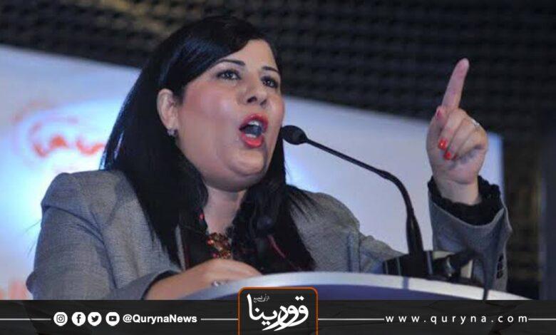 Photo of تونس _ عبير موسي تطالب بحظر تنظيم الإخوان الإرهابي
