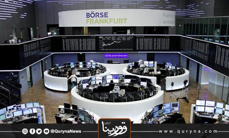 Photo of ارتفاع مؤشرات الأسهم الأوروبية
