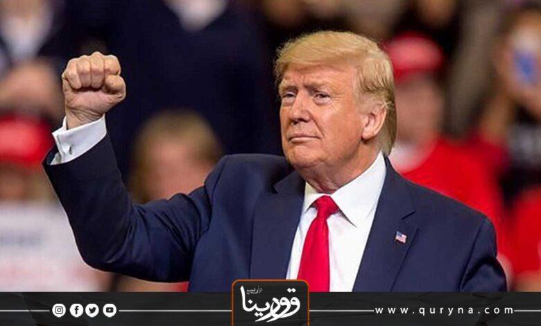 Photo of ترامب يعلن فوزه بالرئاسة الأمريكية