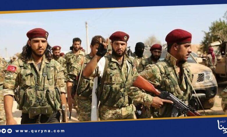 Photo of المرصد السوري : عدد المرتزقة من حاملي الجنسية التونسية بليبيا بلغ 2500 مقاتل