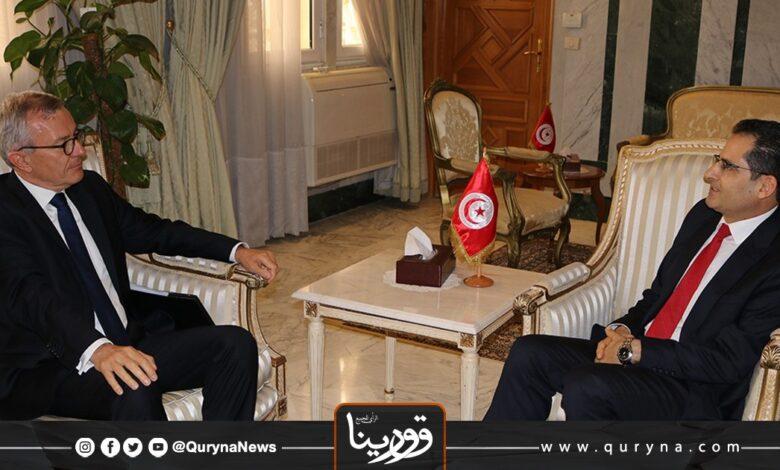 Photo of الخارجية التونسية تؤكد دعمها للحوار في ليبيا