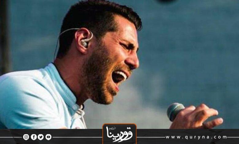 "Photo of نقدم لكم إشراقة الصباح أغنية ""مين قالك"" للفنان عزيز مرقه"