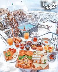 Photo of سفرة جميلة مع إطلالة الشتاء