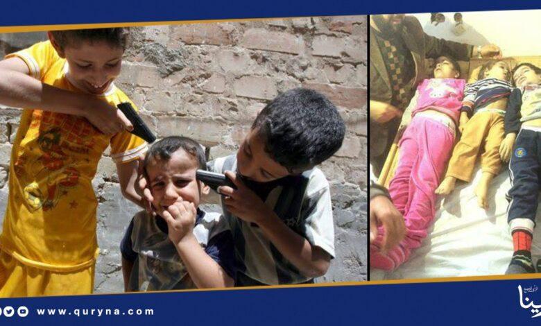 Photo of خاص- قورينا_ منظمات دولية تطلق صيحة إنذار : أطفال ليبيا معرضون للوفاة بسبب ندرة لقاحات التطعيم