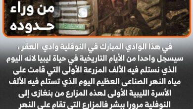 Photo of مقولات القائد الشهيد معمر القذافي.. لا حرية لشعب يأكل من وراء حدوده
