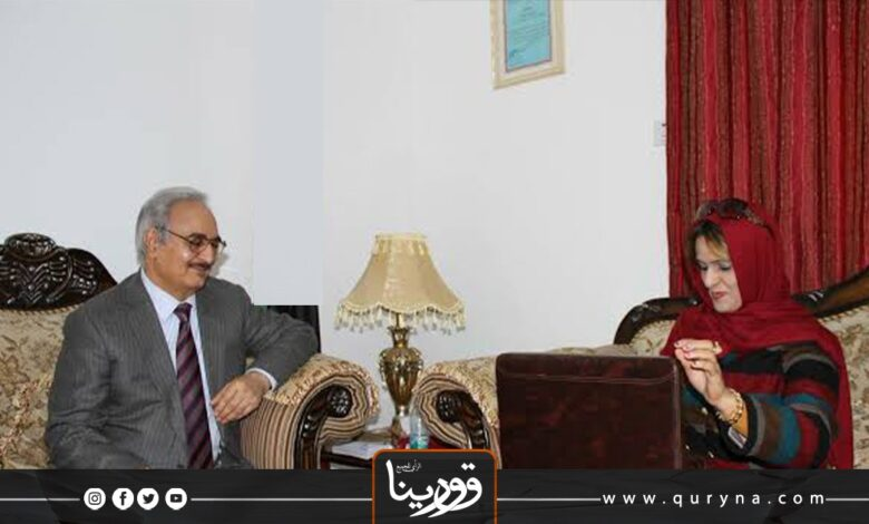 Photo of المرأة الليبية تواجه العديد من المخاطر وبحاجة للحماية.. والبرعصي نُبش قبرها بعد وفاتها