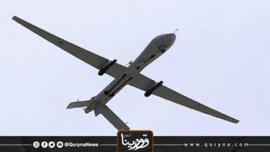 Photo of طائرة تركية مسيرة تقصف مناطق سكنية فى سوريا