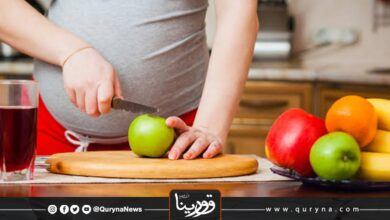 Photo of فوائد التفاح للمرأة الحامل