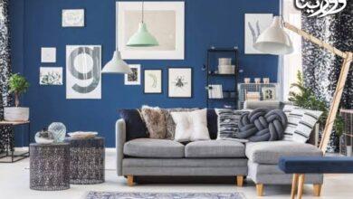 Photo of 5 طرق باستخدام اللون الأزرق في تنسيق ديكور منزلك