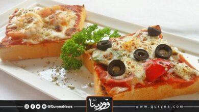 Photo of قورينا اختارت لكم بيتزا التوست لعشاء لذيذ