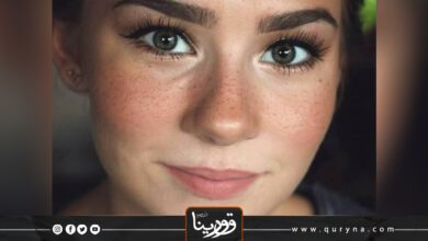 Photo of رسم النمش على الوجه بطريقة بسيطة
