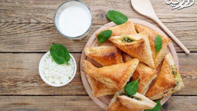 Photo of قورينا اختارت لكم فطائر الجبن بالبف بيستري لفطور شهي