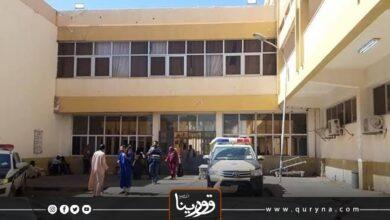 Photo of مكتب النائب العام يحيل موظفين بمركز سبها الطبي للمحاكمة