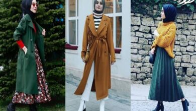 Photo of كيف تنسقين حجابك مع أحدث الملابس الشتوية ؟