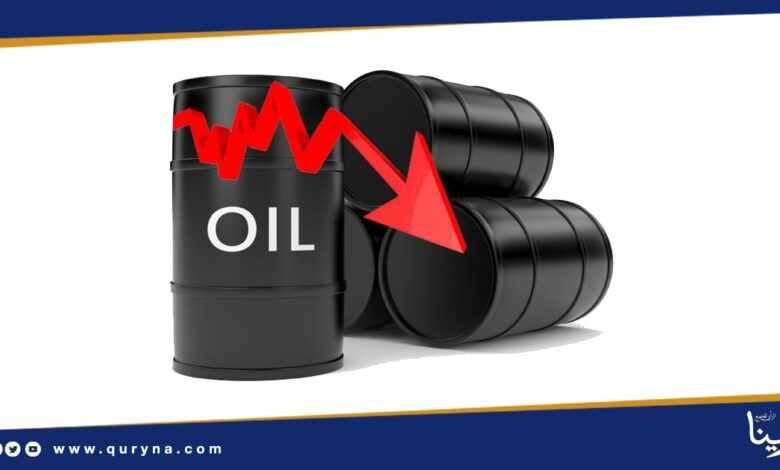 Photo of انخفاض أسعار النفط بسبب ضعف الطلب على الوقود