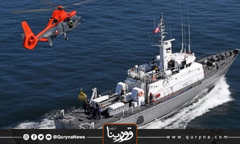 Photo of إيريني تعلن تفتيش سفينة قادمة من الإسكندرية باتجاه طبرق