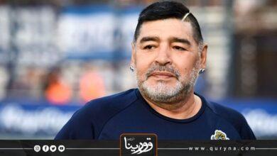 Photo of الأرجنتين تعلن الحداد 3 أيام حزنًا على رحيل مارادونا