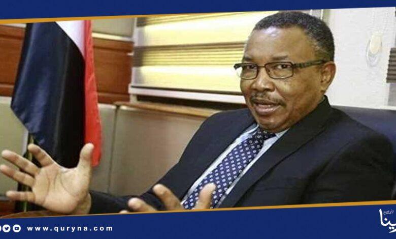 Photo of السودان يطالب بضرورة التصدي للإطماع التركية في ليبيا