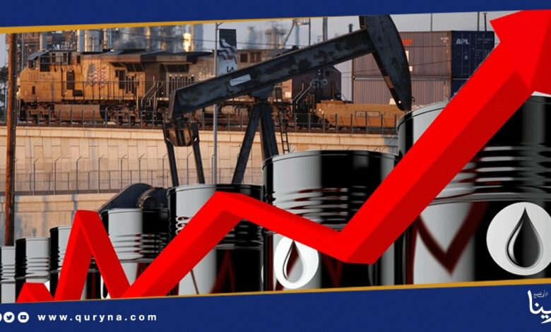 Photo of ارتفاع أسعار النفط بنسبة 2%