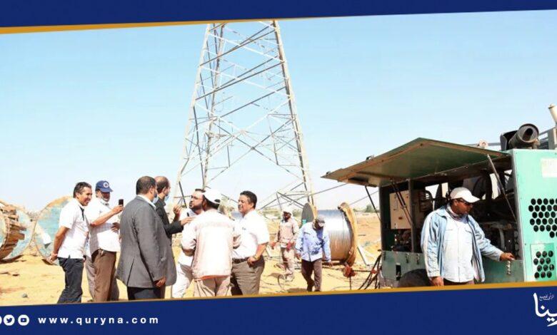 Photo of مجددًا – الكهرباء تعلن تعرضها للسرقة