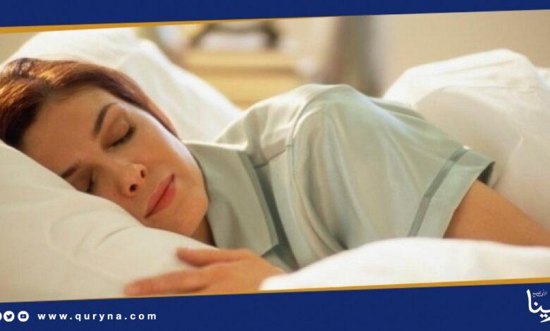 Photo of دراسة : النوم بوجود إضاءة يزيد من وزن النساء